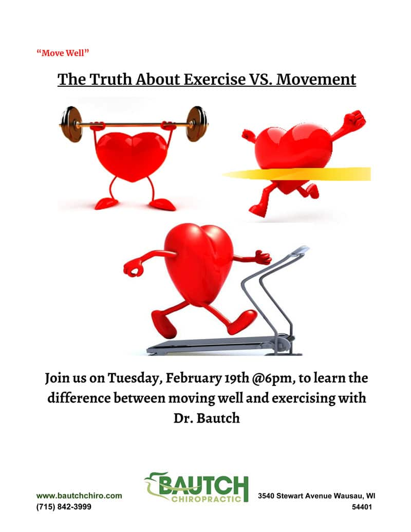 Exercise & Movement Event