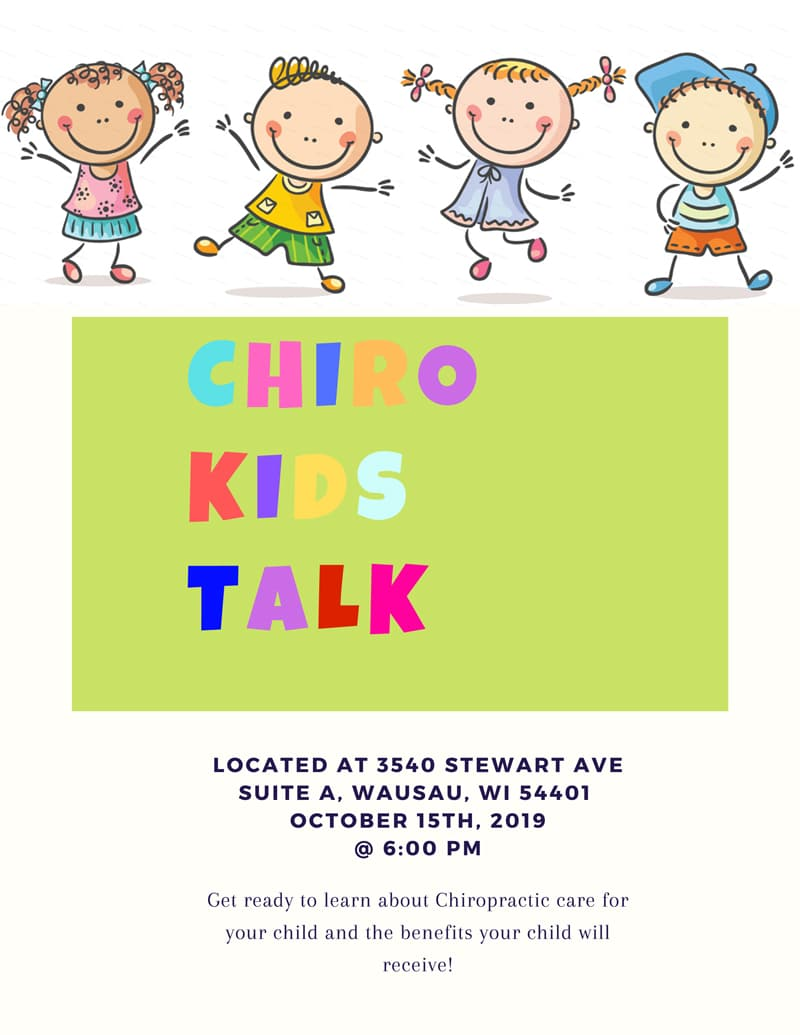 Chiro Kids Talk at Bautch Chiropractic